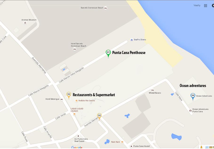 puntacanapenthouse-map2-Artem